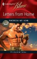 Harlequin Blaze #475: Letters from Home