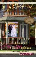 Love Inspired Large Print #299: Protected Hearts: Rosewood, Texas