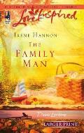 Love Inspired Large Print #364: The Family Man