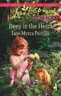 Deep in the Heart (Large Print) (Love Inspired Larger Print)