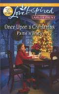 Once Upon a Christmas (Love Inspired Large Print)