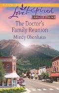 The Doctor's Family Reunion (Love Inspired Large Print)