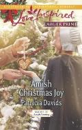 Amish Christmas Joy (Love Inspired Large Print)