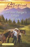 The Forest Ranger's Return (Love Inspired Large Print)