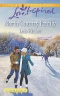 North Country Family (Love Inspired Large Print)