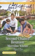 Second Chance Reunion (Love Inspired Large Print)
