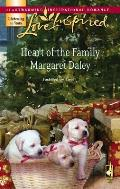Heart of the Family (Love Inspired)