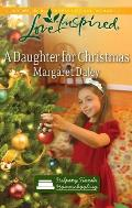 A Daughter for Christmas (Love Inspired)