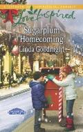 Sugarplum Homecoming (Love Inspired)