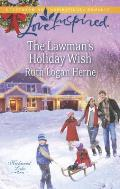 The Lawman's Holiday Wish (Love Inspired)
