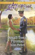 Small-Town Fireman (Love Inspired)
