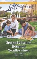 Second Chance Reunion (Love Inspired)