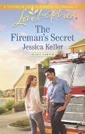 The Fireman's Secret (Love Inspired)