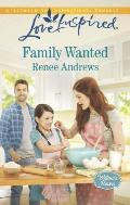 Family Wanted (Love Inspired)