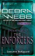 Harlequin Large Print Intrigue #843: Executive Bodyguard: The Enforcers