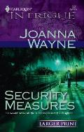 Harlequin Large Print Intrigue #867: Security Measures