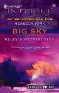 Harlequin Large Print Intrigue #885: Riley's Retribution