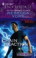 Harlequin Large Print Intrigue #946: Chain Reaction: Security Breach