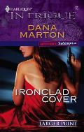 Harlequin Large Print Intrigue #0991: Ironclad Cover