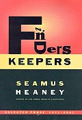 Finders Keepers Selected Prose 1971 2001