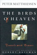 The Birds of Heaven: Travels with Cranes Cover
