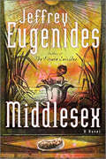 Middlesex 1st Edition Cover
