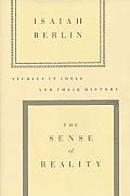 Sense Of Reality Studies In Ideas & Thei