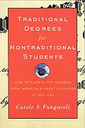 Traditional Degrees For Nontraditional S