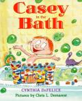 Casey in the Bath