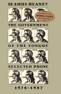 Government of the Tongue Selected Prose 1978 1987