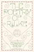 The Poetry of Rilke Cover