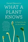 What a Plant Knows A Field Guide to the Senses