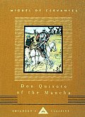 Don Quixote of the Mancha (Everyman's Library Children's Classics) Cover
