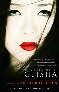 Memoirs of a Geisha: A Novel Cover