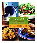Spices of Life: Simple and Delicious Recipes for Great Health Cover