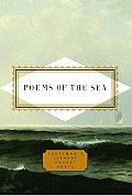 Poems of the Sea (Everyman's Library Pocket Poets) Cover