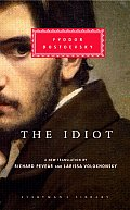 The Idiot with Bookmark (Vintage Classics) Cover
