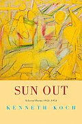 Sun Out Selected Poems 1952 1954