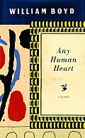 Any Human Heart The Intimate Journals