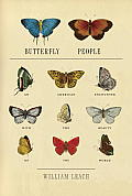Butterfly People: An American Encounter with the Beauty of the World Cover