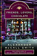 Friends, Lovers, Chocolate: The Sunday Philosophy Club Cover