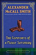 The Comforts of a Muddy Saturday: An Isabel Dalhousie Novel Cover