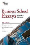 Business School Essays That Made a Difference, 4th Edition Cover