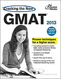 Cracking the New GMAT (Princeton Review: Cracking the GMAT) Cover