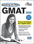 Cracking the New GMAT with DVD 2013 Edition Revised & Updated for the New GMAT