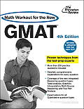 Math Workout for the New GMAT (Princeton Review: Math Workout for the GMAT)