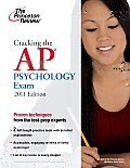 Princeton Review: Cracking the AP Psychology #11: Cracking the AP Psychology Exam Cover