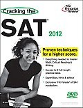 Cracking the SAT with DVD 2012 Edition