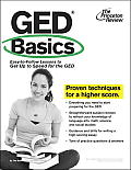 GED Basics (Princeton Review: GED Basics: An Introduction to All 5 Tests)