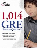 1,014 Gre Practice Questions (09 Edition)